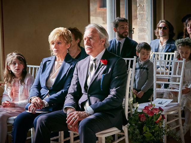 Il matrimonio di Giorgio e Francesca a Filago, Bergamo 59