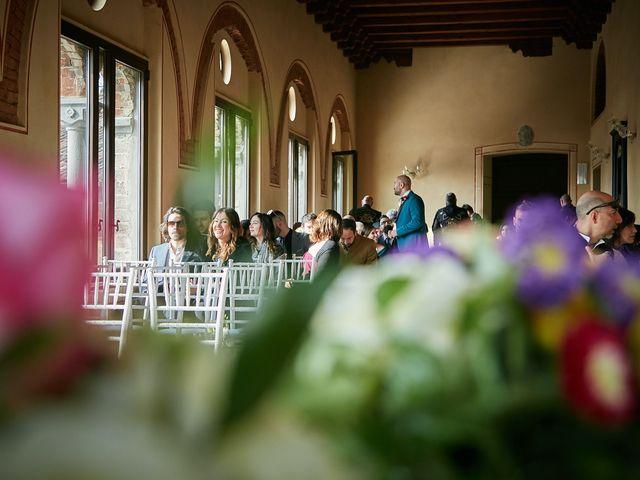 Il matrimonio di Giorgio e Francesca a Filago, Bergamo 62