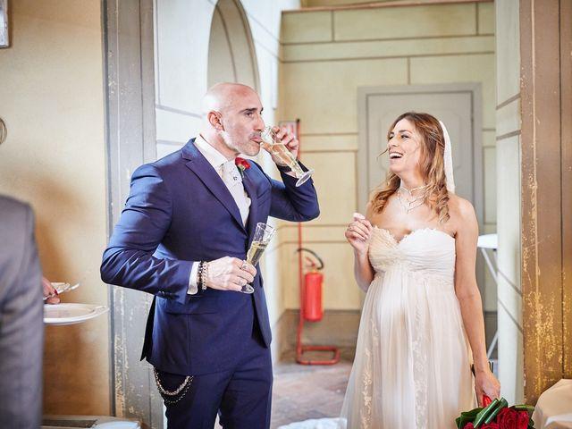 Il matrimonio di Giorgio e Francesca a Filago, Bergamo 66