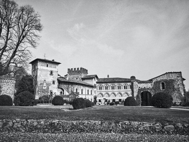 Il matrimonio di Giorgio e Francesca a Filago, Bergamo 67
