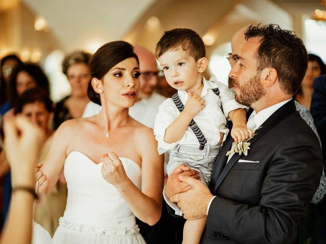 Il matrimonio di Alessandro e Elisabetta a Apricena, Foggia 33