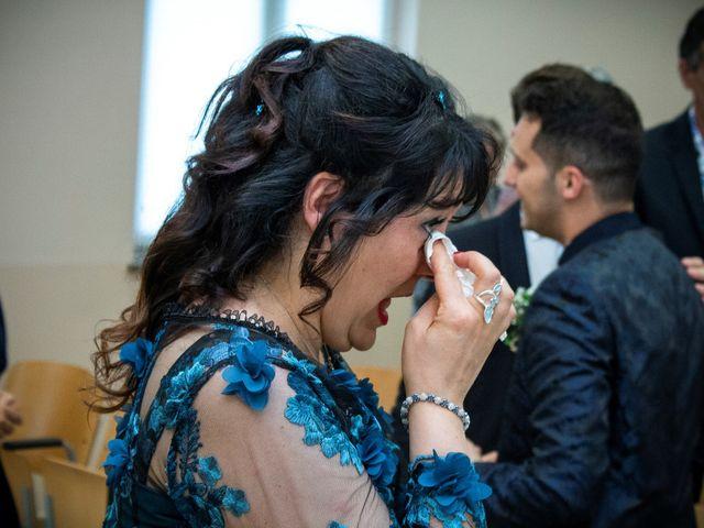 Il matrimonio di Claudio e Ilaria a Udine, Udine 35