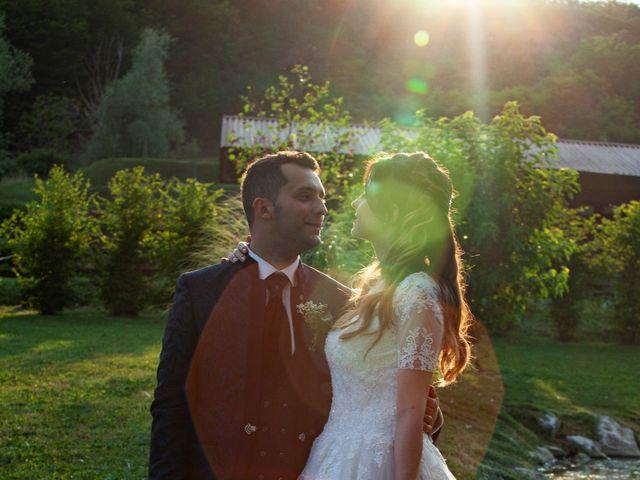 Il matrimonio di Claudio e Ilaria a Udine, Udine 55