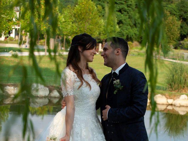 Il matrimonio di Claudio e Ilaria a Udine, Udine 61