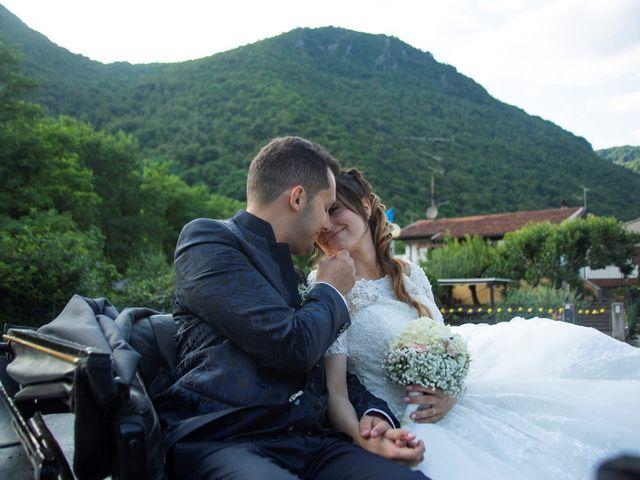 Il matrimonio di Claudio e Ilaria a Udine, Udine 64