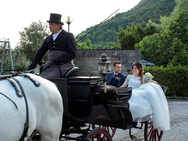 Il matrimonio di Claudio e Ilaria a Udine, Udine 71
