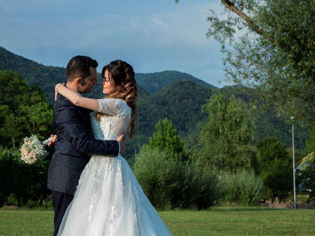 Il matrimonio di Claudio e Ilaria a Udine, Udine 79