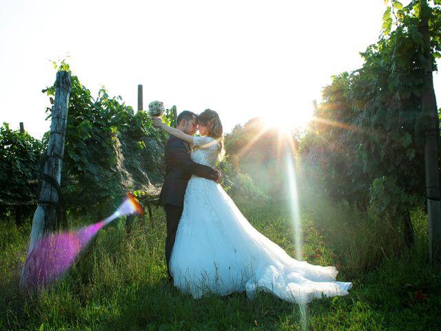 Le nozze di Ilaria e Claudio