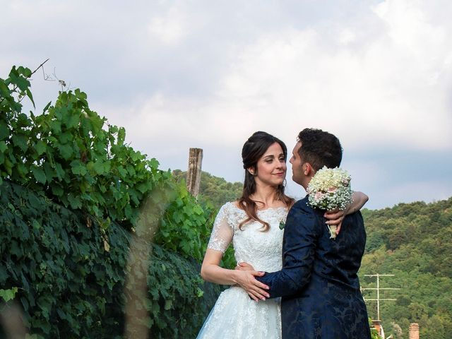 Il matrimonio di Claudio e Ilaria a Udine, Udine 82