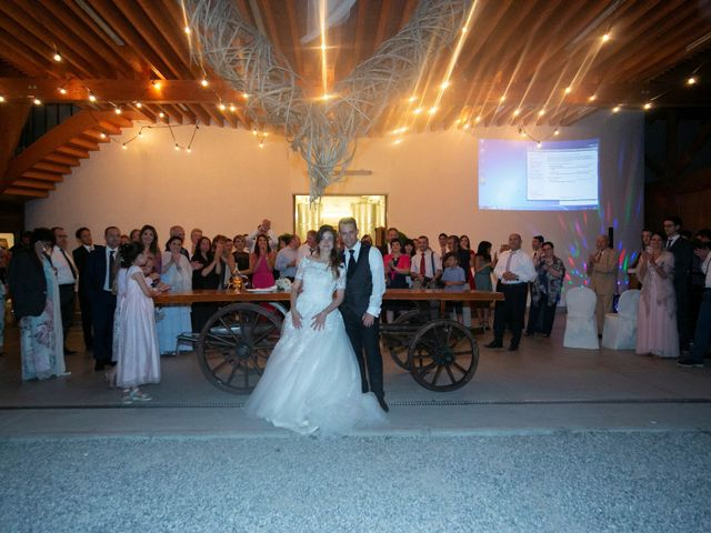 Il matrimonio di Claudio e Ilaria a Udine, Udine 88