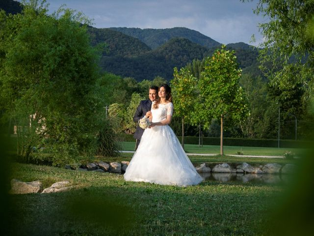 Il matrimonio di Claudio e Ilaria a Udine, Udine 105