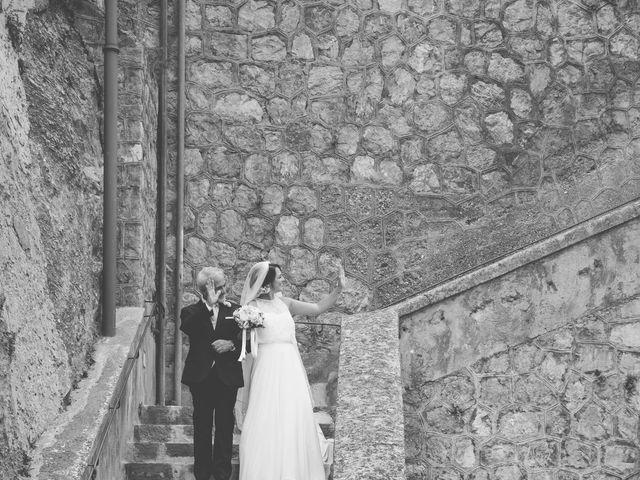 Il matrimonio di Simona e Maurizio a Amalfi, Salerno 6
