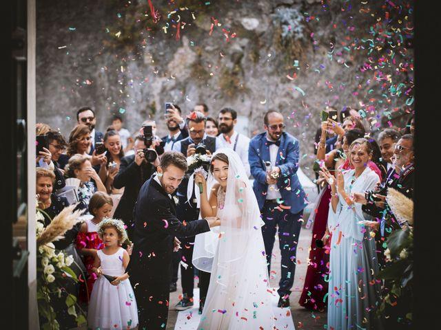 Il matrimonio di Simona e Maurizio a Amalfi, Salerno 8