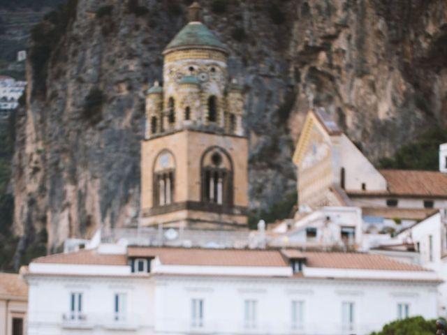 Il matrimonio di Simona e Maurizio a Amalfi, Salerno 15