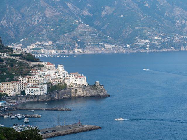 Il matrimonio di Simona e Maurizio a Amalfi, Salerno 31