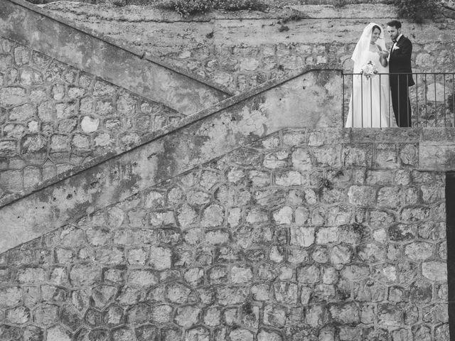 Il matrimonio di Simona e Maurizio a Amalfi, Salerno 33