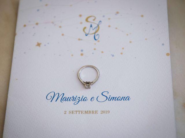 Il matrimonio di Simona e Maurizio a Amalfi, Salerno 37