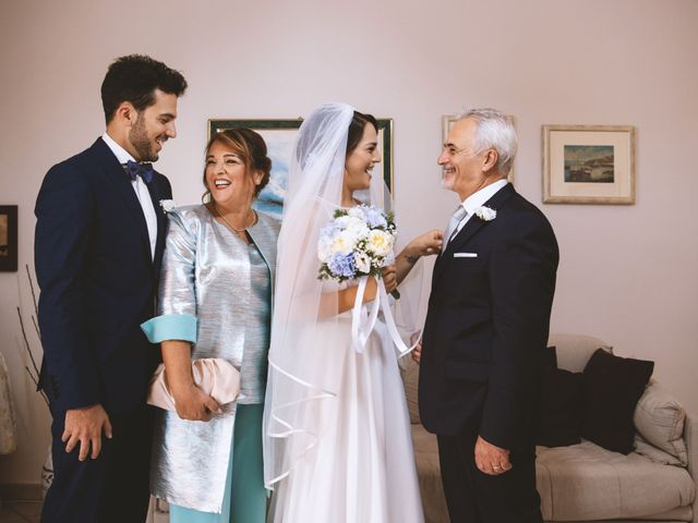 Il matrimonio di Simona e Maurizio a Amalfi, Salerno 45