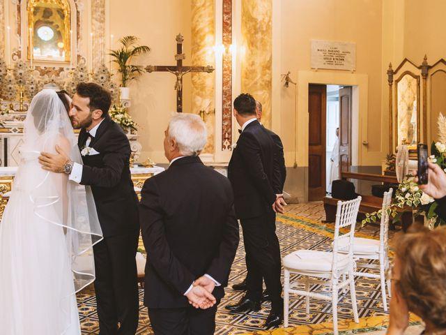 Il matrimonio di Simona e Maurizio a Amalfi, Salerno 50