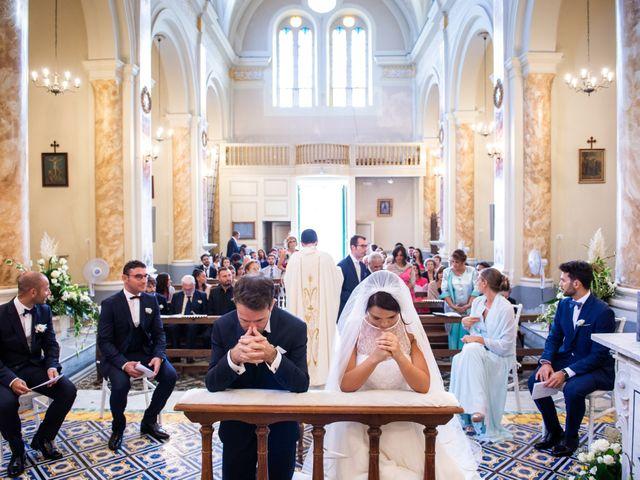 Il matrimonio di Simona e Maurizio a Amalfi, Salerno 51