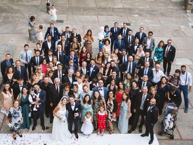 Il matrimonio di Simona e Maurizio a Amalfi, Salerno 53