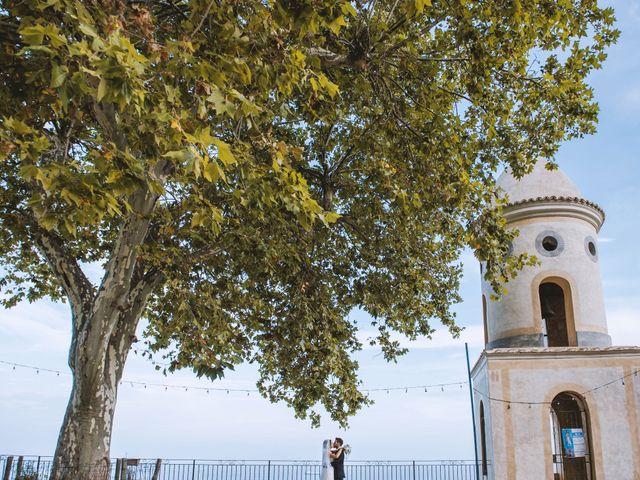 Il matrimonio di Simona e Maurizio a Amalfi, Salerno 55