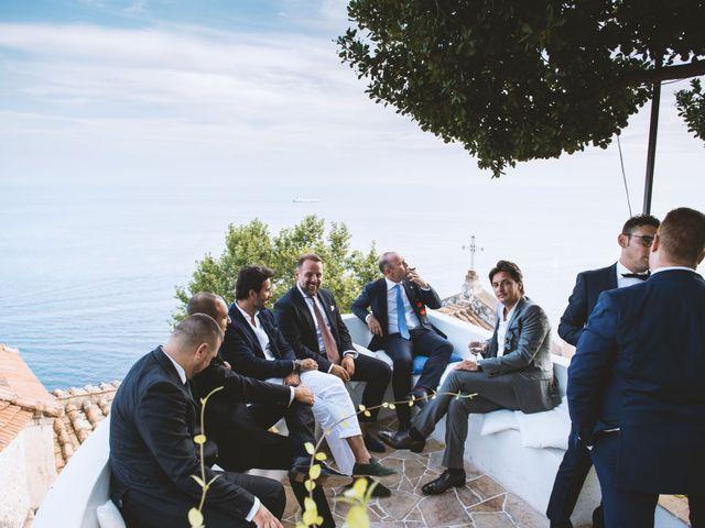 Il matrimonio di Simona e Maurizio a Amalfi, Salerno 56