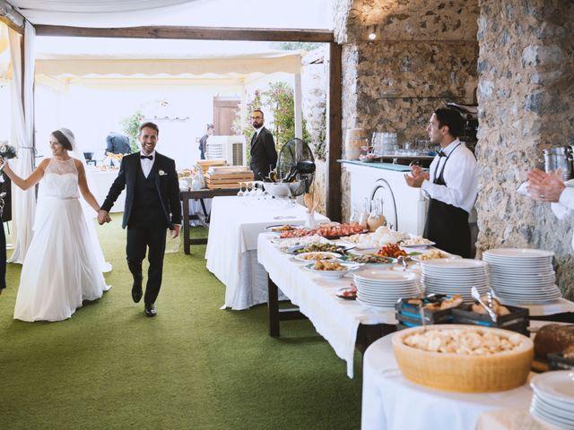 Il matrimonio di Simona e Maurizio a Amalfi, Salerno 57