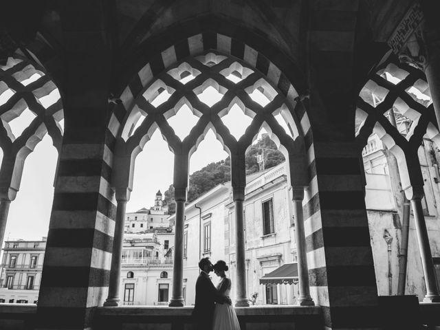 Il matrimonio di Simona e Maurizio a Amalfi, Salerno 58