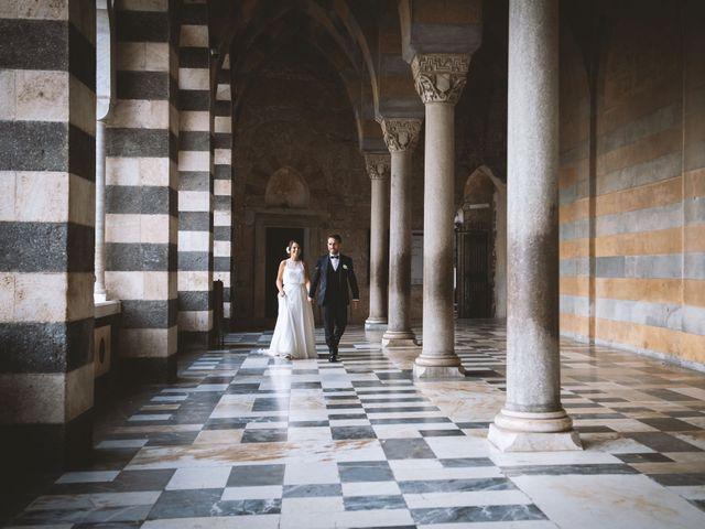 Il matrimonio di Simona e Maurizio a Amalfi, Salerno 59