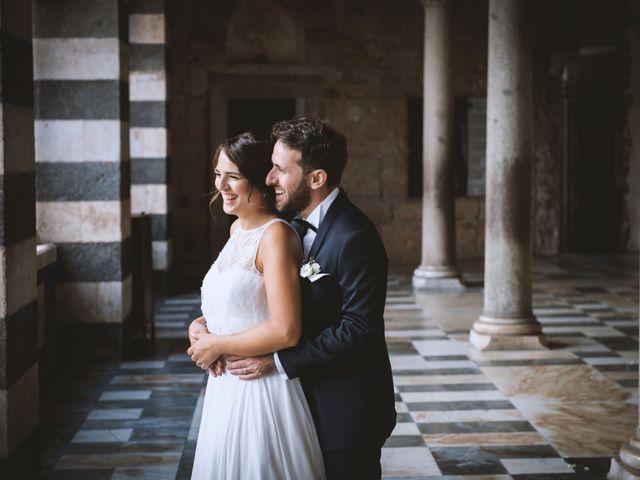 Il matrimonio di Simona e Maurizio a Amalfi, Salerno 60