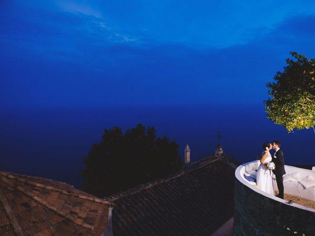 Il matrimonio di Simona e Maurizio a Amalfi, Salerno 63