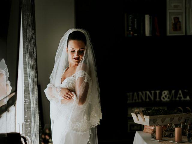 Il matrimonio di Martina e Giovanni a Napoli, Napoli 17