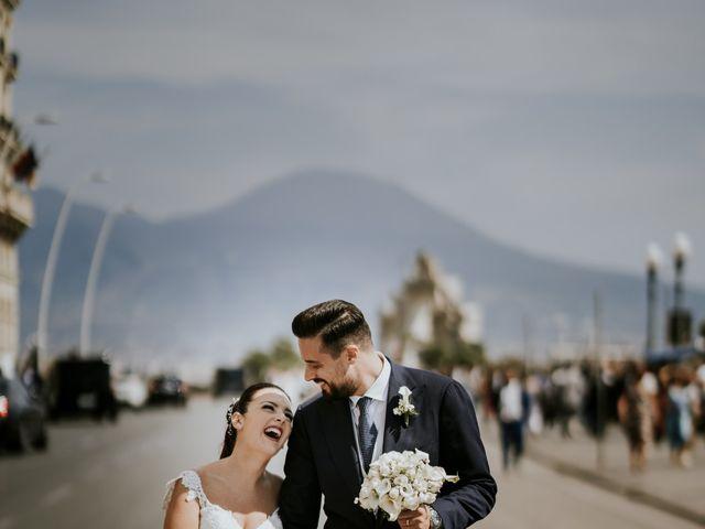 Il matrimonio di Martina e Giovanni a Napoli, Napoli 49
