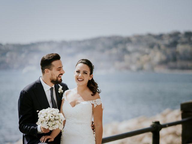 Il matrimonio di Martina e Giovanni a Napoli, Napoli 50