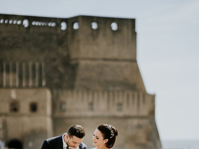 Il matrimonio di Martina e Giovanni a Napoli, Napoli 52