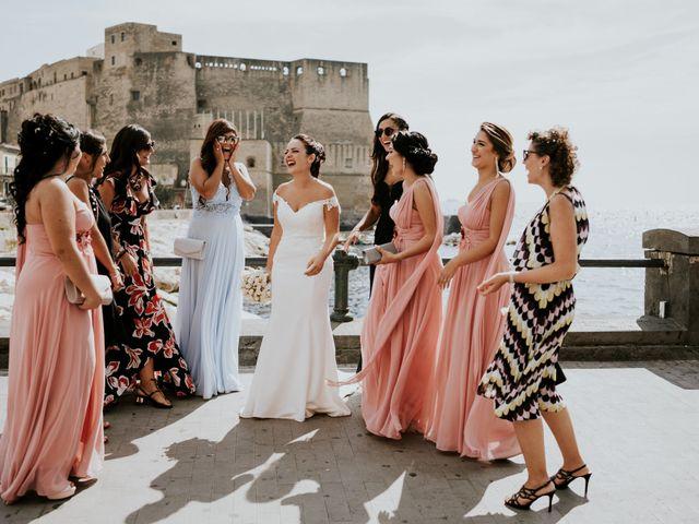 Il matrimonio di Martina e Giovanni a Napoli, Napoli 54