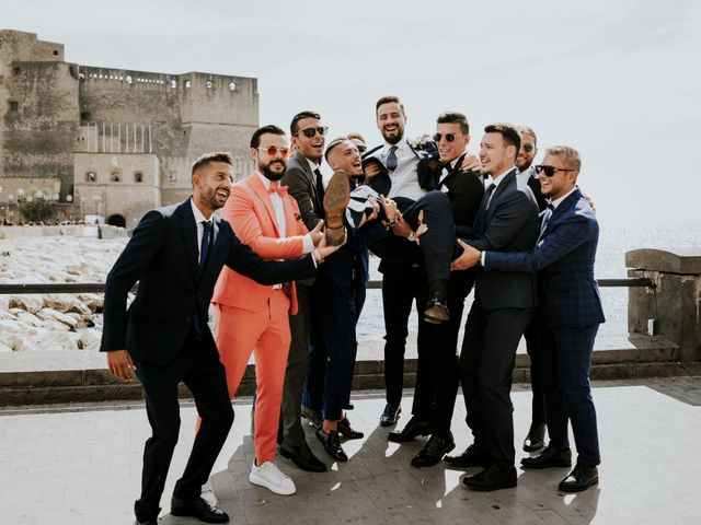 Il matrimonio di Martina e Giovanni a Napoli, Napoli 55
