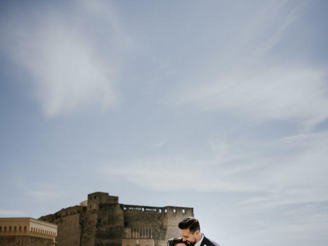Il matrimonio di Martina e Giovanni a Napoli, Napoli 56