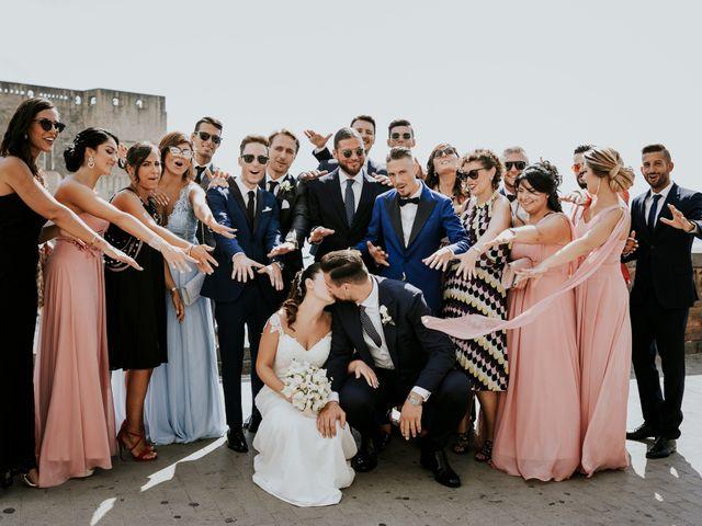 Il matrimonio di Martina e Giovanni a Napoli, Napoli 57