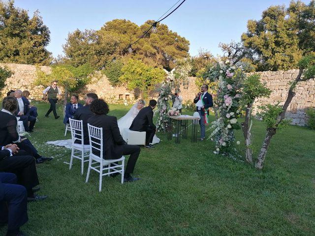 Il matrimonio di Cristina  e Mino  a Mesagne, Brindisi 15