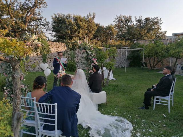 Il matrimonio di Cristina  e Mino  a Mesagne, Brindisi 19
