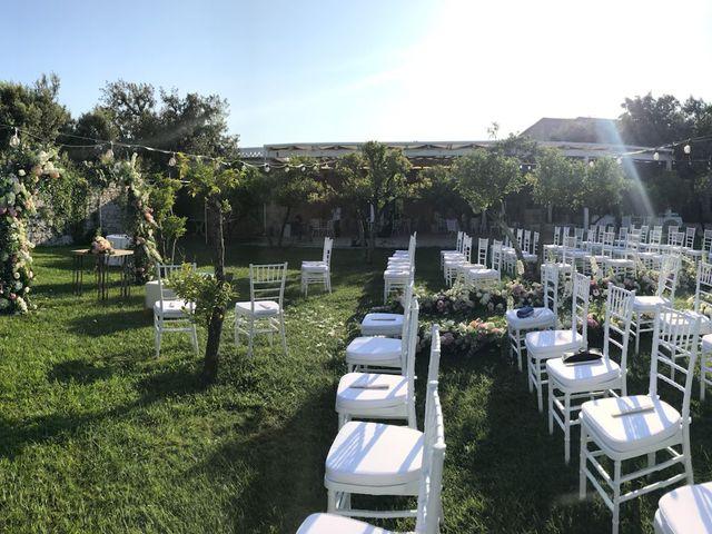 Il matrimonio di Cristina  e Mino  a Mesagne, Brindisi 1