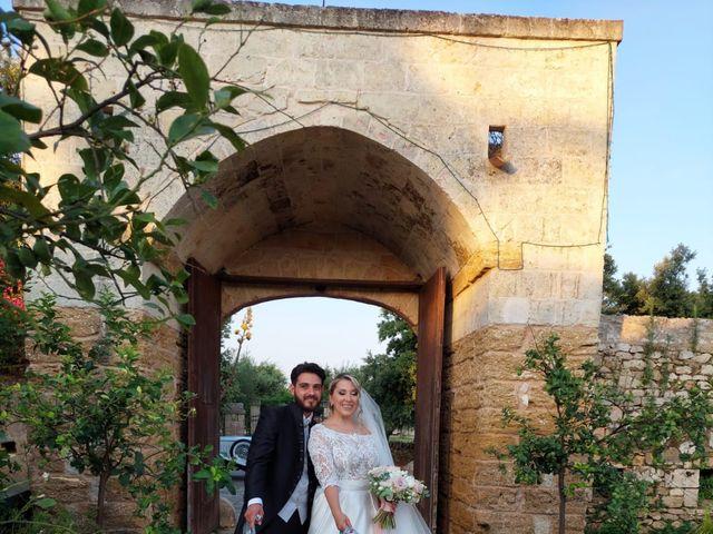 Il matrimonio di Cristina  e Mino  a Mesagne, Brindisi 25