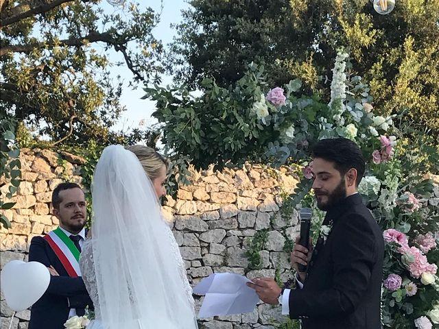 Il matrimonio di Cristina  e Mino  a Mesagne, Brindisi 27