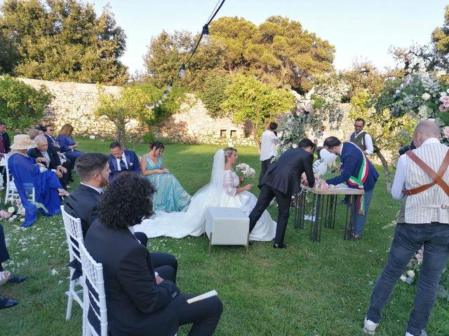 Il matrimonio di Cristina  e Mino  a Mesagne, Brindisi 42