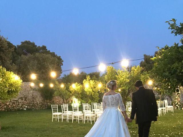 Il matrimonio di Cristina  e Mino  a Mesagne, Brindisi 48