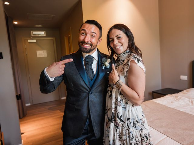 Il matrimonio di Fabio e Debora a Fontaneto d'Agogna, Novara 25