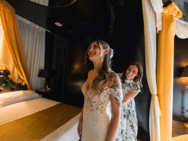 Il matrimonio di Fabio e Debora a Fontaneto d'Agogna, Novara 34