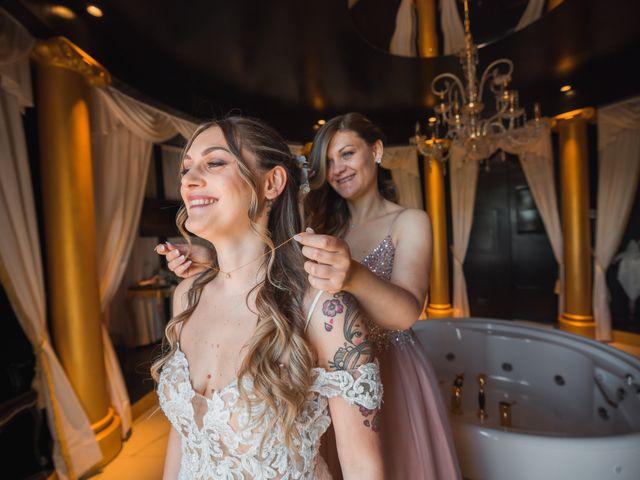 Il matrimonio di Fabio e Debora a Fontaneto d'Agogna, Novara 42